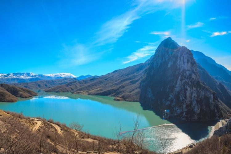 Bovilla lake