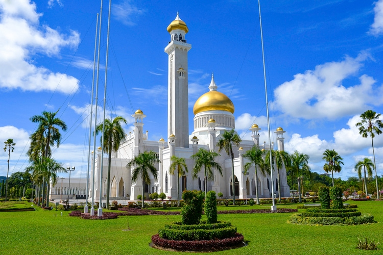 Brunei - One of the world's richest countries