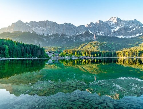 Eibsee – A guide to the most beautiful lake in Bavaria