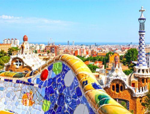 11 Gaudi Buildings in Barcelona