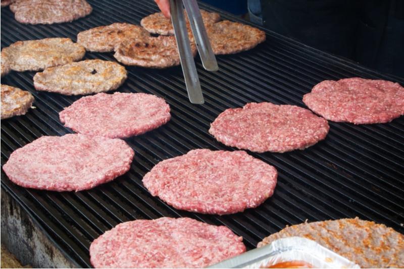 German hamburgers