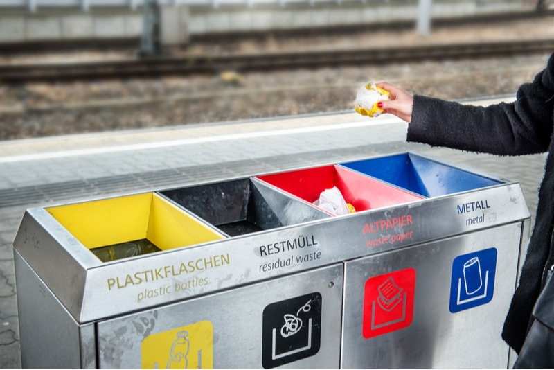 German recycling