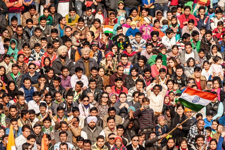 Indan population