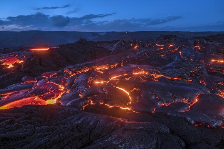 Kilauea vulkanen
