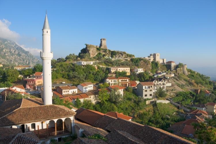 Kruja Albania