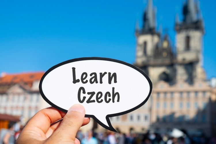 Lär dig tjeckiska