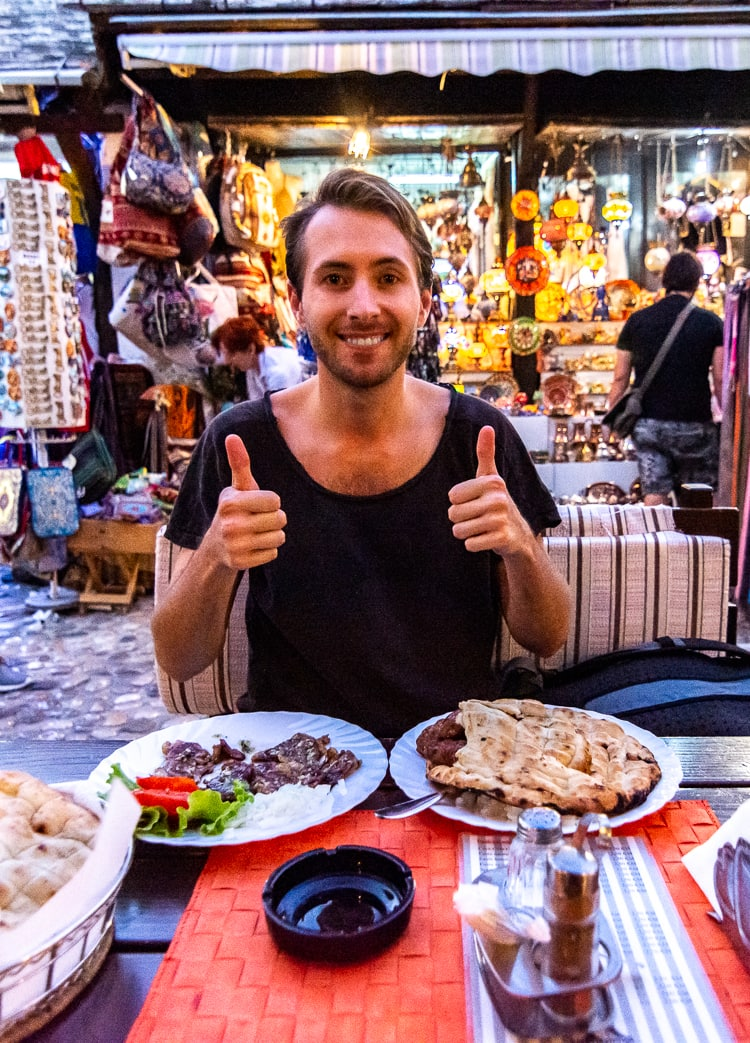 Mostar restaurants