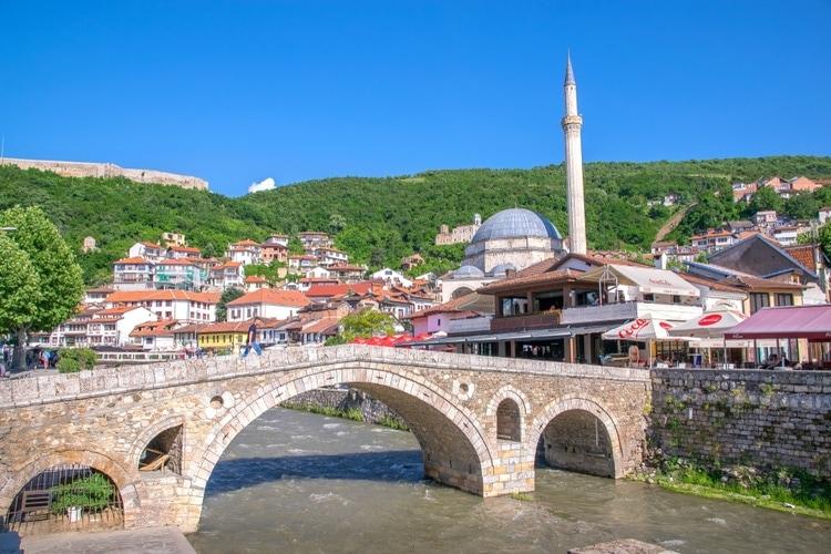 Prizren bridge