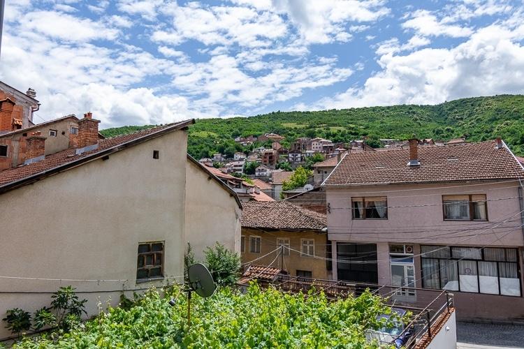 Prizren houses