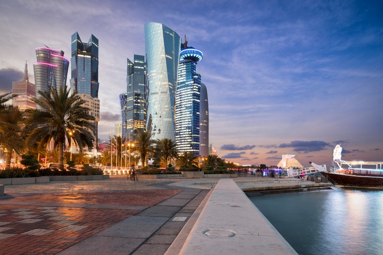 Qatar - Richest country in the world