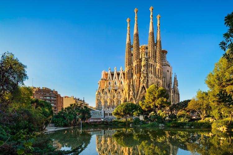 Sagrada Familia cathedral