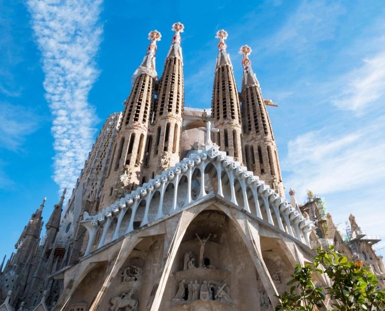 Sagrada Familia kyrkan