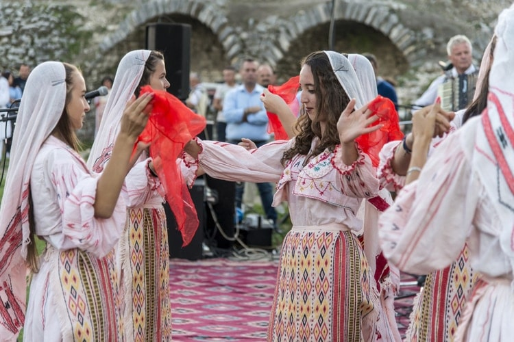 Traditional clothing Albania