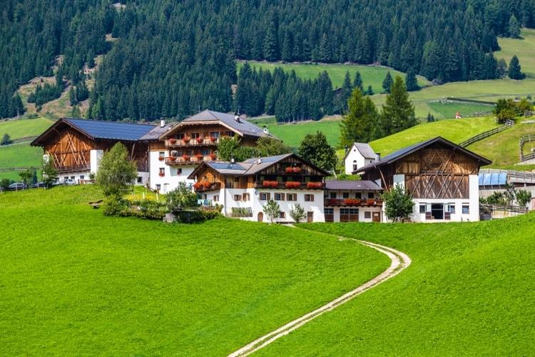 Val di Funes valley