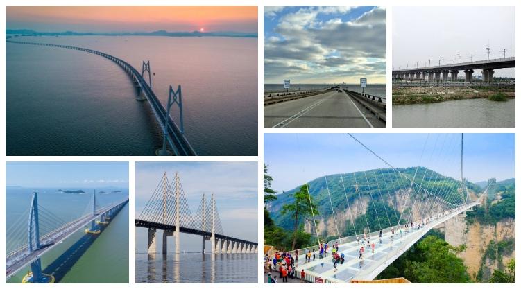 The Longest Bridges in the world