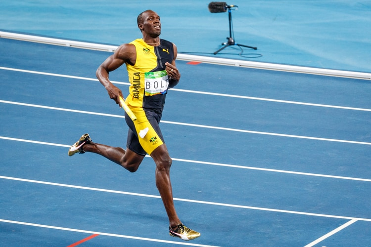 fastest human in the world