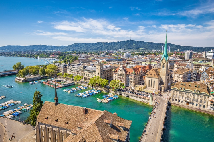 Top richest countries in the world