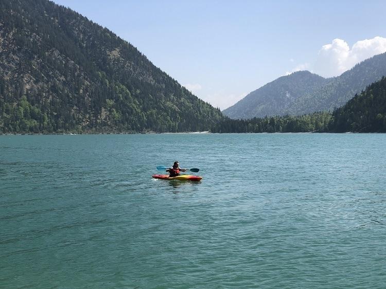 kayaking tirol
