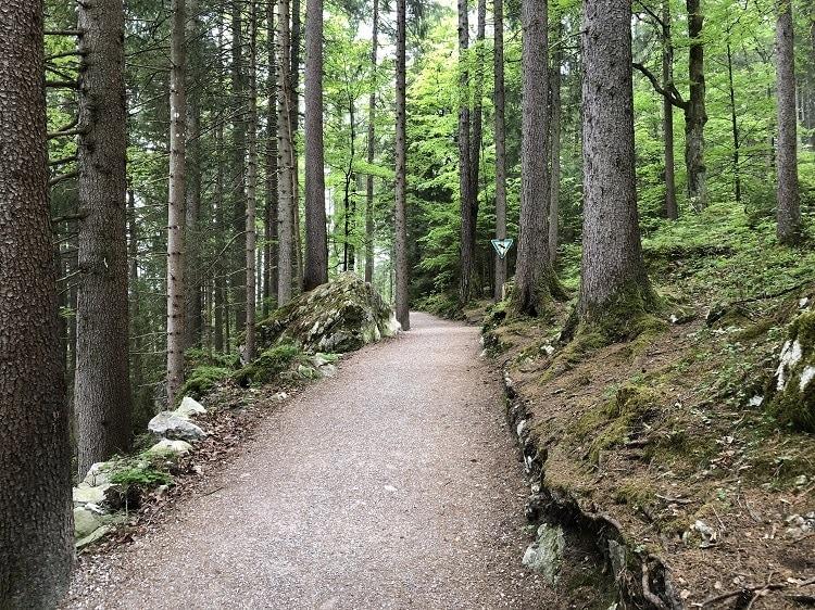 loop trail eibsee