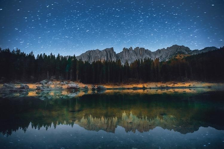 stargazing lago di carezza
