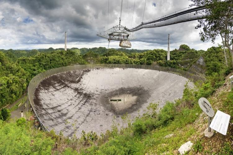 Arecibo telescope
