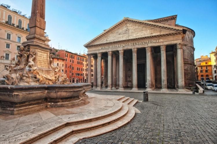 Biljett pantheon