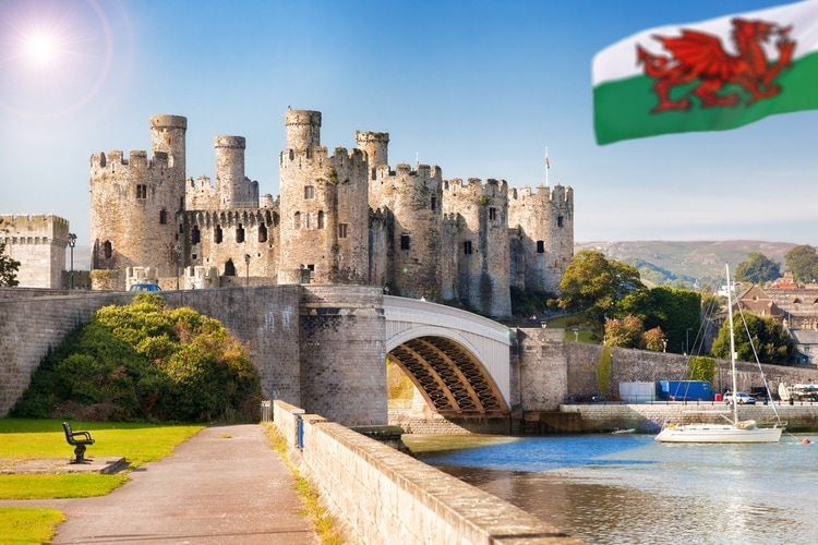 15 Beautiful Castles in Wales