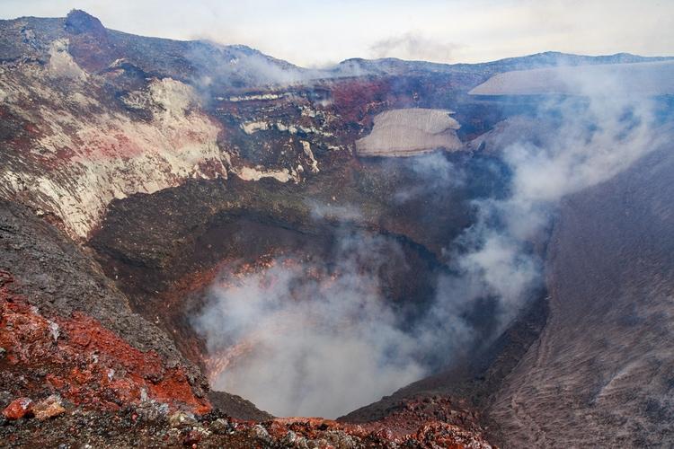 Chilean volcanoes