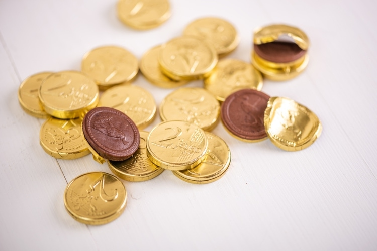 Chocolate currency