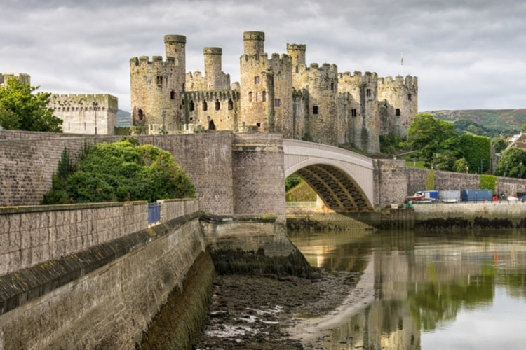 Conwy Castle in Wales – Information for Visitors