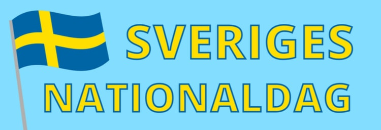 Datum Sveriges nationaldag