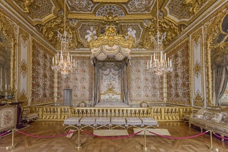 Drottningens sovrum
