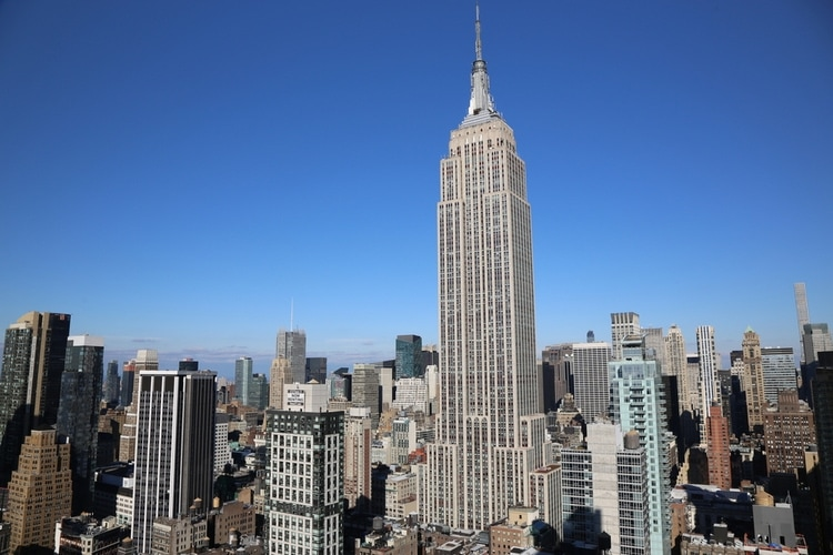 Empire State Building arkitektur