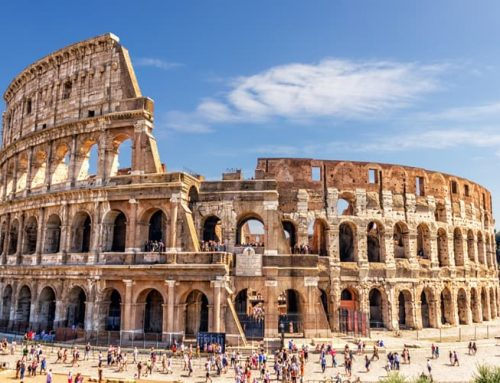 25 Interesting Facts about Colosseum