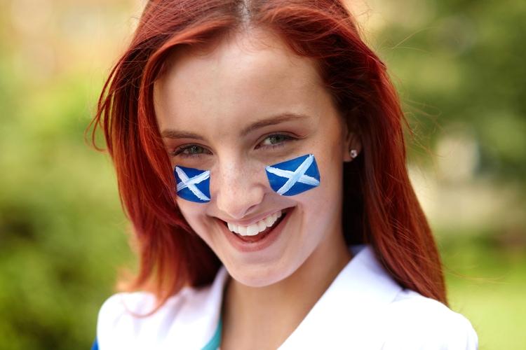 Fakta om Skottland