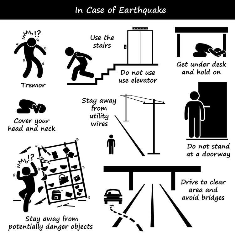 Facts about earthquake safety