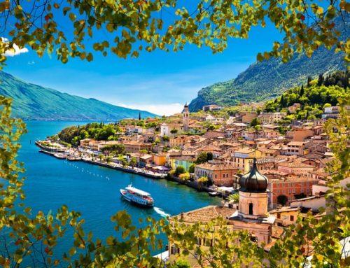 Gardasjön i Italien – Mina bästa tips för resan