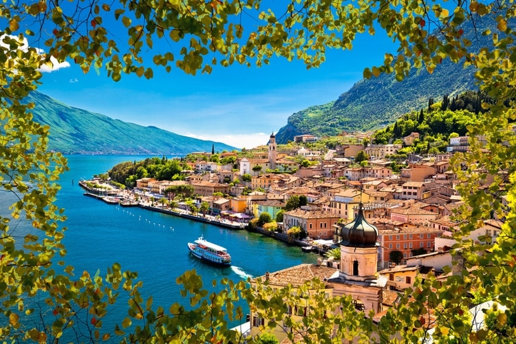 Gardasjön i Italien – Tips och inspiration för resan