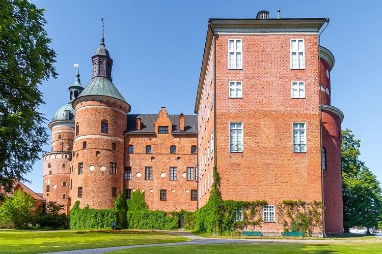 Gripsholms slott fakta