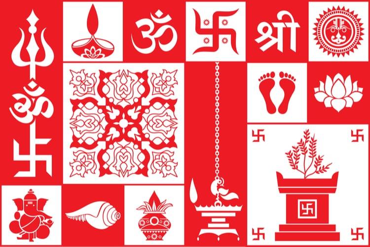 Símbolos del hinduismo