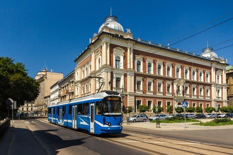 Hur man tar sig runt i Krakow