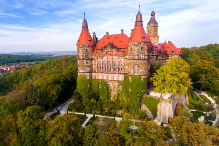 15 Beautiful Castles In Poland