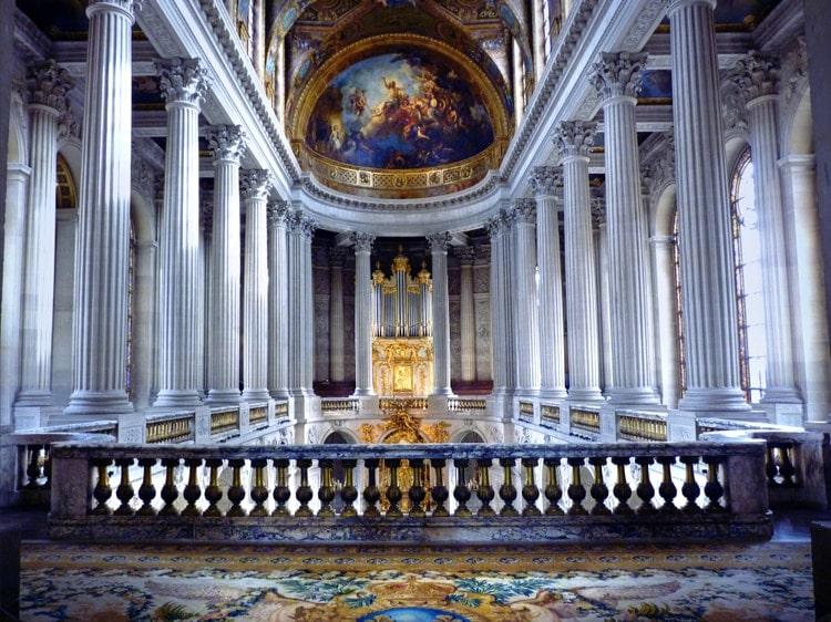Kungliga slottet versailles