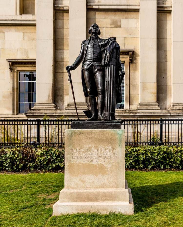 London statue
