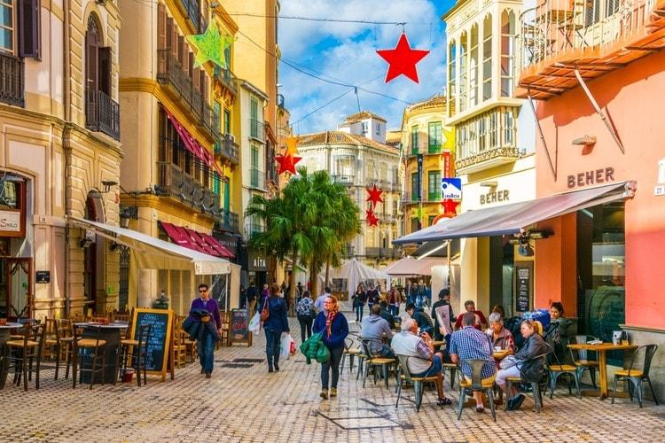 Malaga turist