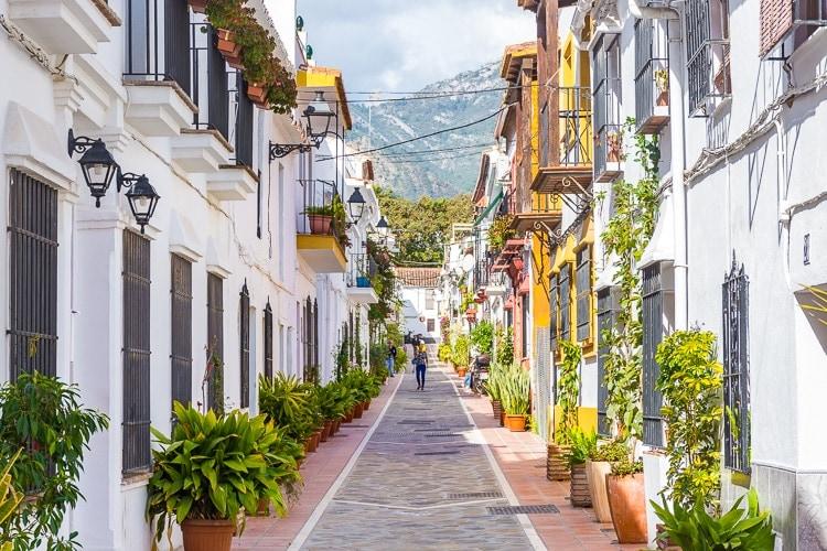 Marbella Spanien