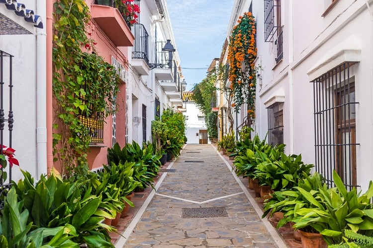 Marbella stad