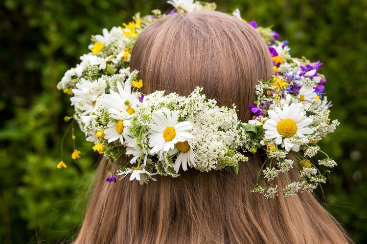 Midsummer wreath