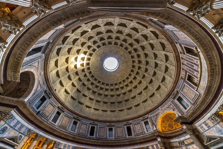 Pantheon arkitektur
