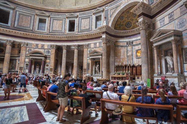 Pantheon biljetter